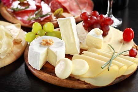 fancy cheese tray